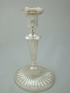 Candlestick (Oval Adams Style)